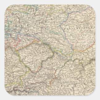 ドイツ、中央ヨーロッパ スクエアシール
