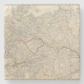 ドイツ、中央ヨーロッパ ストーンコースター