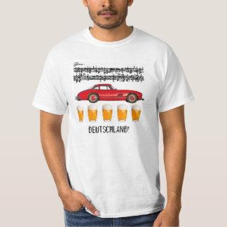 ドイツ! RebelFly著ワールドカップシリーズ Tシャツ