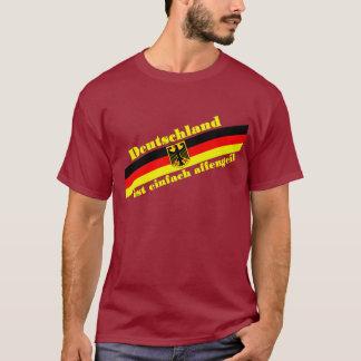 ドイツ Tシャツ