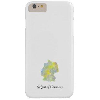 ドイツHülle電話箱の起源 Barely There iPhone 6 Plus ケース