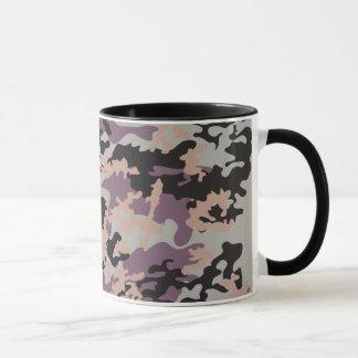 ドイツNATOの迷彩柄ガラスのマグ マグカップ