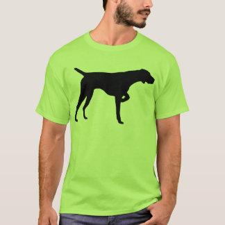 ドイツShorthairedポインターのギア Tシャツ