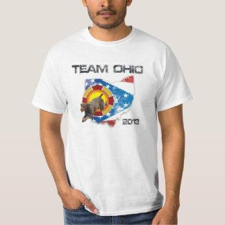 """ドイツShorthairedポインターの""""Troi""""のTシャツ Tシャツ"""