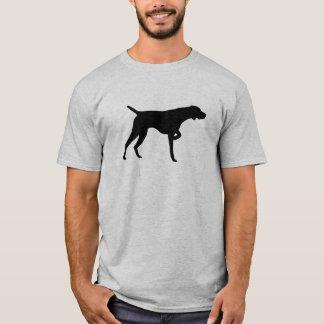 ドイツShorthairedポインターのTシャツ Tシャツ
