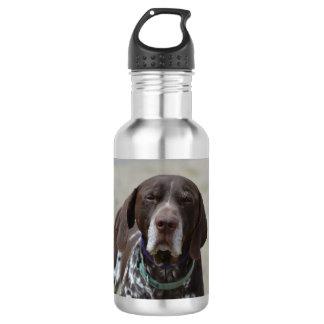 ドイツShorthairedポインター犬 ウォーターボトル