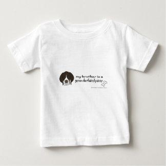 ドイツshorthairedポインター-多くは繁殖します ベビーTシャツ