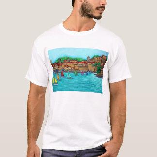 ドゥブロブニクのレガッタのTシャツ Tシャツ