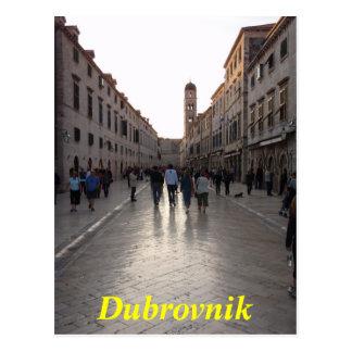 ドゥブロブニクの郵便はがき ポストカード