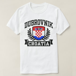 ドゥブロブニククロアチア Tシャツ