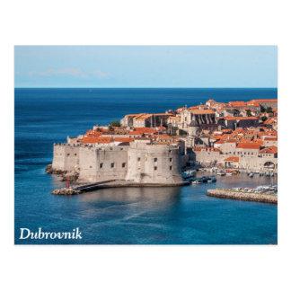 ドゥブロブニク、クロアチア ポストカード