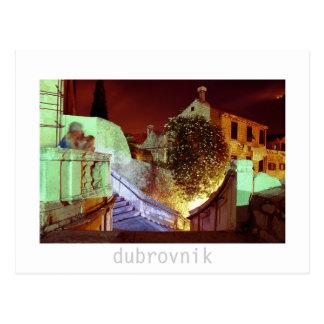 ドゥブロブニク ポストカード