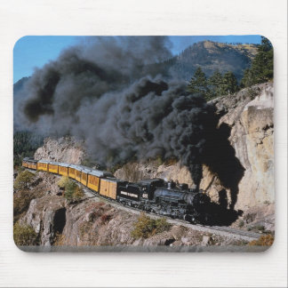 ドゥランゴおよびSilvertonの鉄道、第481、くまのクリー語 マウスパッド