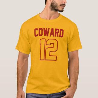 ドゥワイトの臆病者 Tシャツ