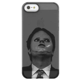 ドゥワイトはマスクのiPhone 5/SEの場合を Permafrost iPhone SE/5/5sケース