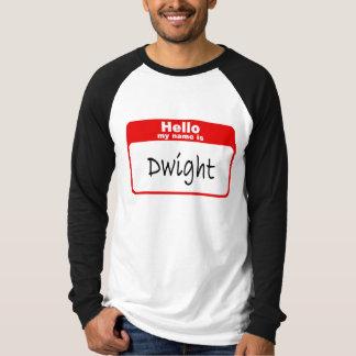 ドゥワイト Tシャツ