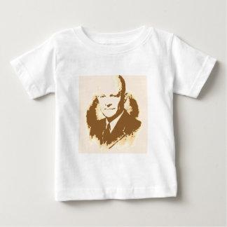 ドゥワイトDアイゼンハワー ベビーTシャツ