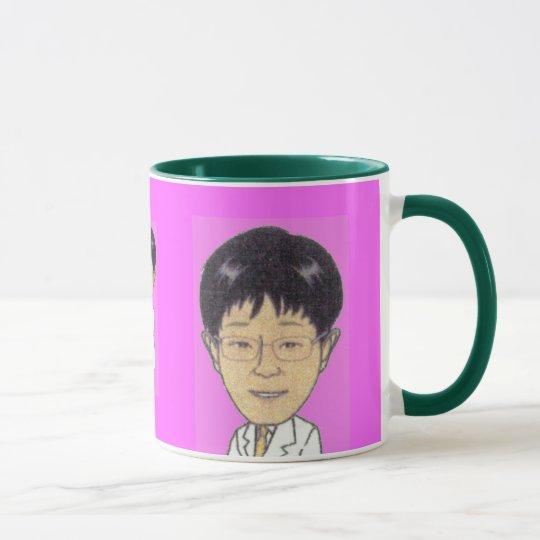 ドクター 亀 マグカップ