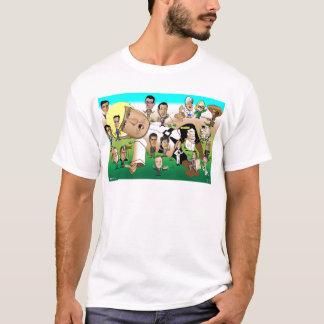 ドナルドはGulliverです Tシャツ