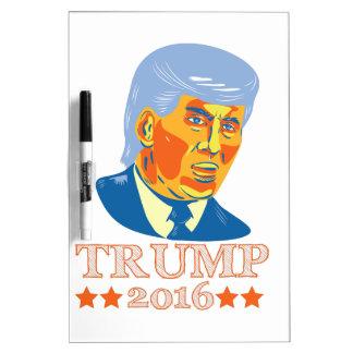 ドナルド・トランプの共和党員2016年 ホワイトボード