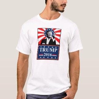 ドナルド・トランプの威厳のあるなTシャツ Tシャツ