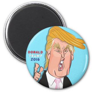 ドナルド・トランプの漫画の磁石 マグネット
