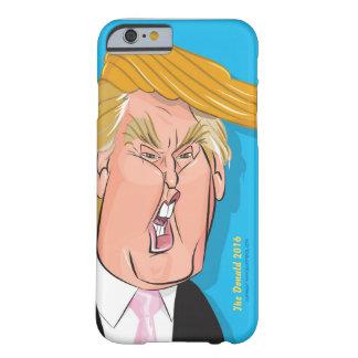 ドナルド・トランプの漫画のIphone 6 /6sの場合 Barely There iPhone 6 ケース