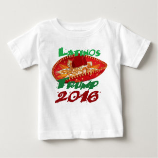 ドナルド・トランプの2016年のTシャツ ベビーTシャツ