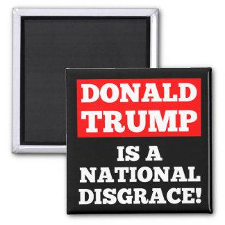 ドナルド・トランプは国民の不名誉の黒の磁石です マグネット