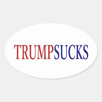 ドナルド・トランプは#大統領吸います 楕円形シール