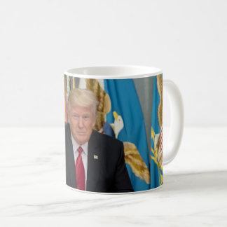 ドナルド・トランプ大統領 コーヒーマグカップ