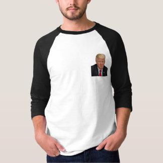 ドナルド・トランプ大統領 Tシャツ