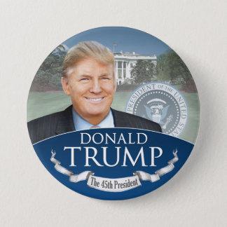 ドナルド・トランプ第45大統領-就任式 缶バッジ