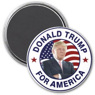 ドナルド・トランプ米国の旗 マグネット