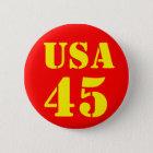 ドナルド・トランプ米国45 缶バッジ