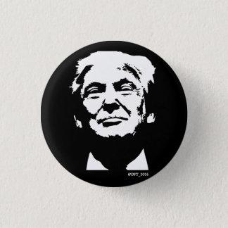 ドナルドF'nの切札2016ボタン(キャプションなしで) 3.2cm 丸型バッジ