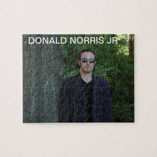 ドナルドNorrisジュニアのパズル1 ジグソーパズル
