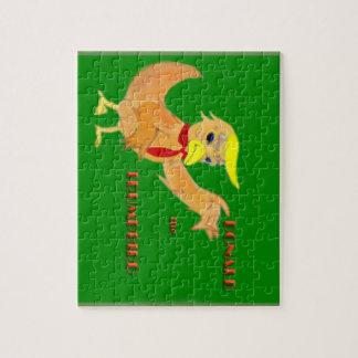 ドナルドTRUMPBIRDのパズルの本シリーズキャラクター ジグソーパズル
