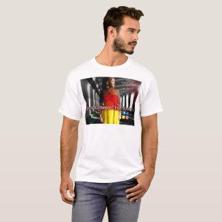 ドニーズのチェンバレンのVitiligoの認識度のTシャツV2 Tシャツ