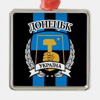 ドネツク メタルオーナメント