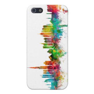 ドバイのスカイライン iPhone SE/5/5sケース