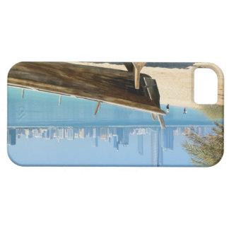 ドバイのiPhoneの場合のスカイライン iPhone SE/5/5s ケース