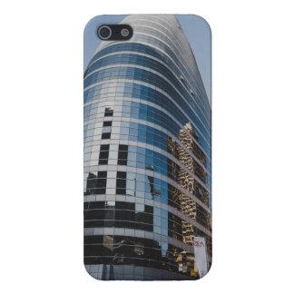 ドバイガラスの超高層ビル iPhone 5 ケース