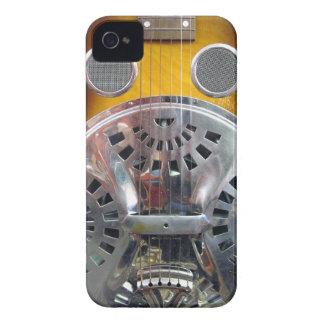 ドブロ・ギターのギター Case-Mate iPhone 4 ケース