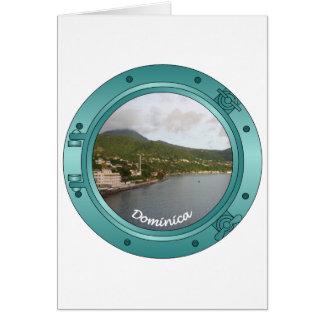 ドミニカの蒸気口 カード