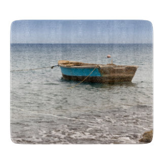 ドミニカ共和国のビーチ カッティングボード