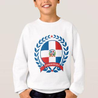 ドミニカ共和国のリース スウェットシャツ