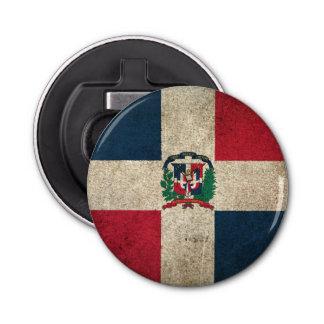 ドミニカ共和国のヴィンテージの動揺してな旗 栓抜き