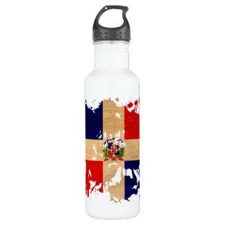 ドミニカ共和国の旗 ウォーターボトル