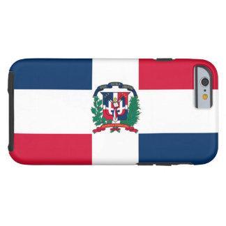 ドミニカ共和国の旗 ケース